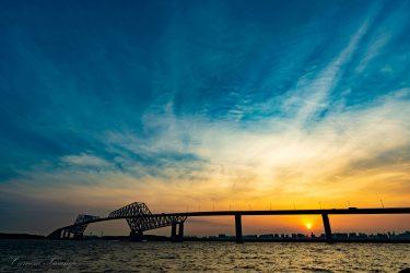 橋と飛行機を同時に楽しめる「東京ゲートブリッジ」の紹介【作例あり】