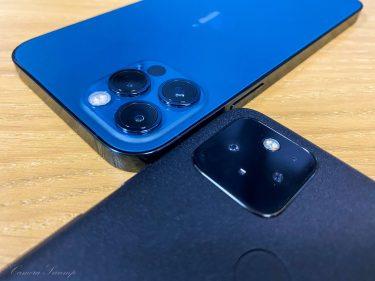 「iPhone 12 Pro」と「Pixel 5」のカメラ性能を徹底比較【撮影レビュー】