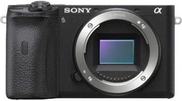 SONY α6600 ILCE-6600の実写レビュー| デジタル一眼カメラの人気モデルを紹介